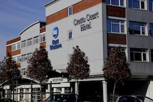 Best Western Cresta Court