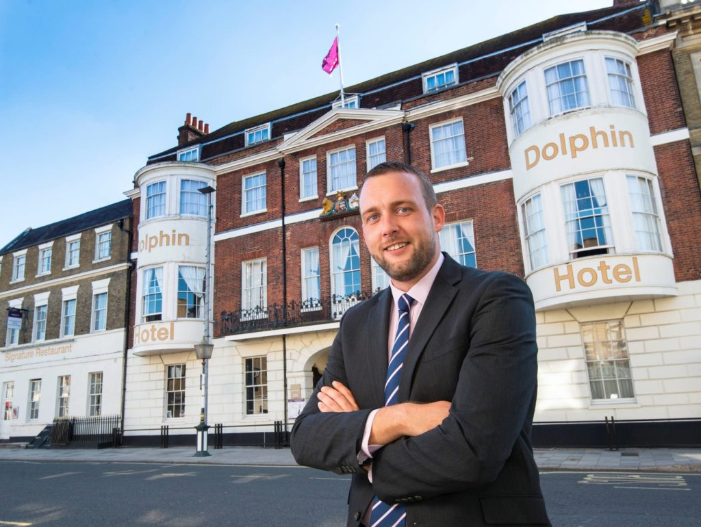 New General Manager Mercure Southampton Centre Dolphin Hotel