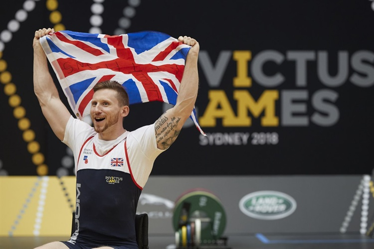 UK Invictus Trials set for Sheffield in 2019