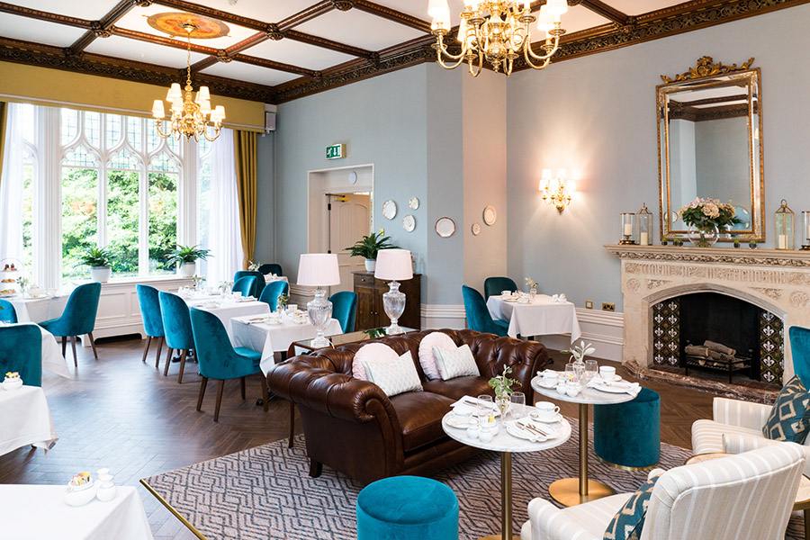 Vine Hotels - Kenwood Hotels - Laura Ashley Tea Room-18