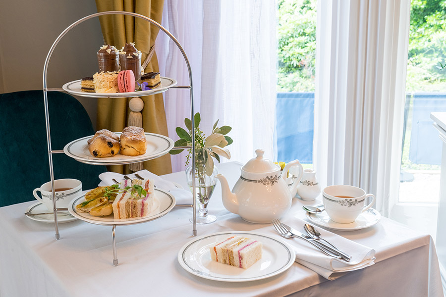 Vine Hotels - Kenwood Hotels - Laura Ashley Tea Room