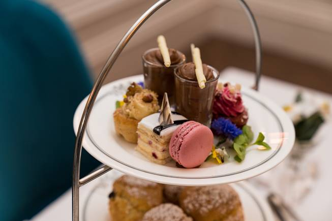 Afternoon Tea at DoubleTree by Hilton Sheffield Park