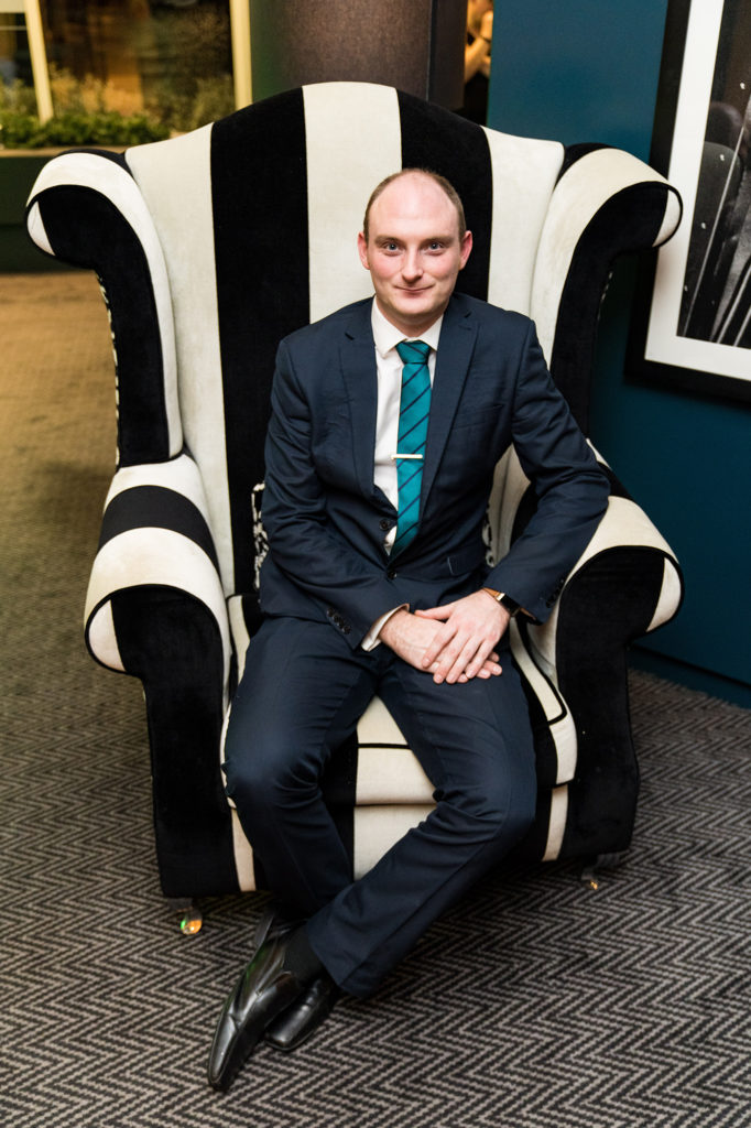 Tom Smith GM at Doubletree by Hilton Sheffield Park