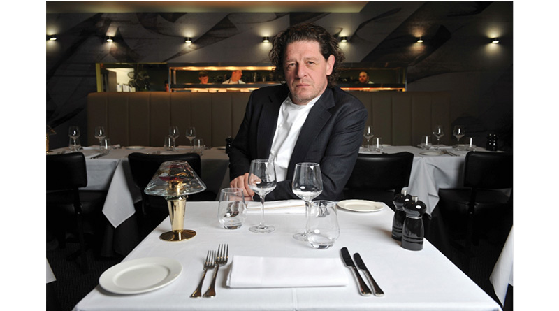 Marco Pierre White Sheffield