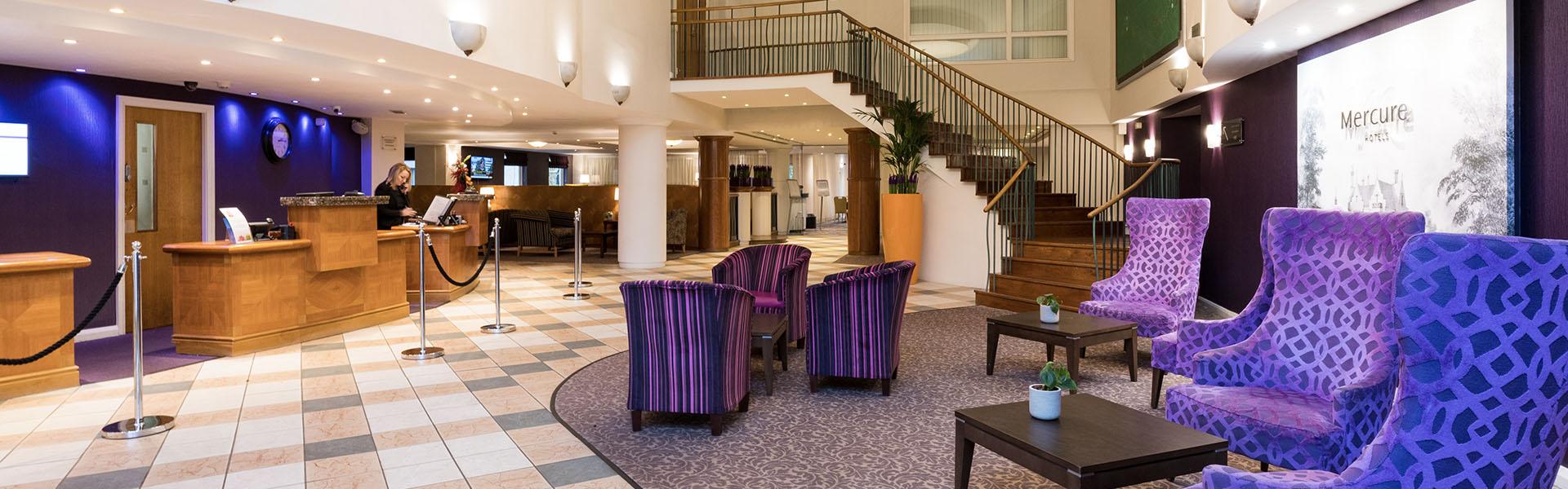 Mercure Sheffield Kenwood Hall Hotel & Spa Vine Hotel Management