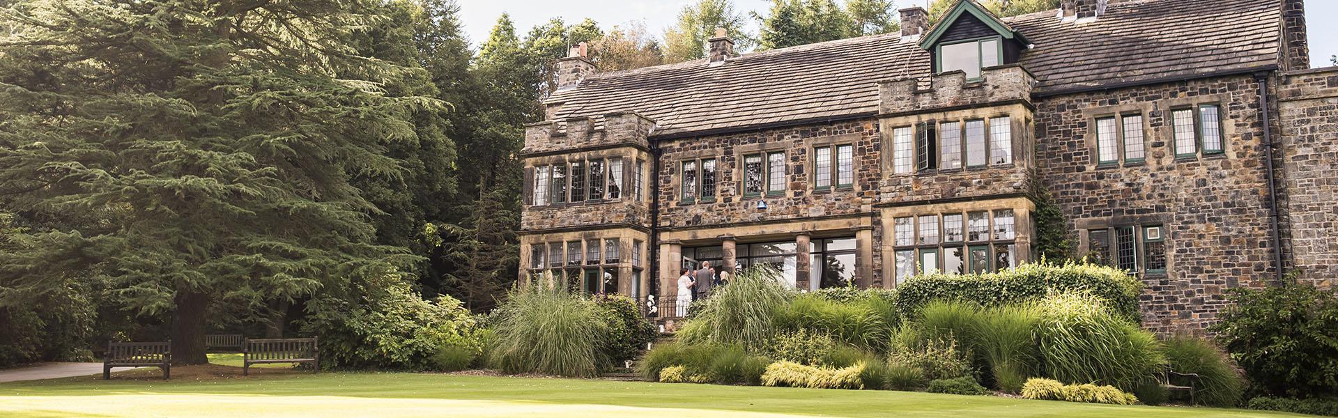 Whirlow Brook Hall Sheffield Vine Hotel Management