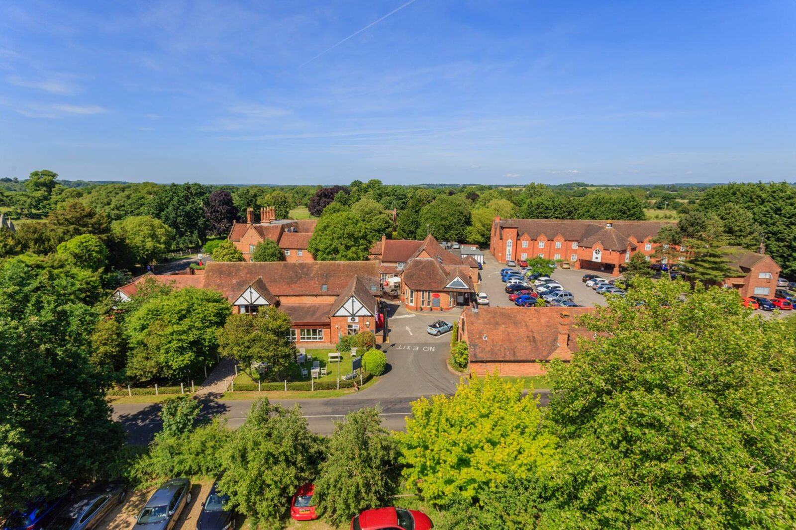 The Charlecote Pheasant hotel Stratford-upon-Avon