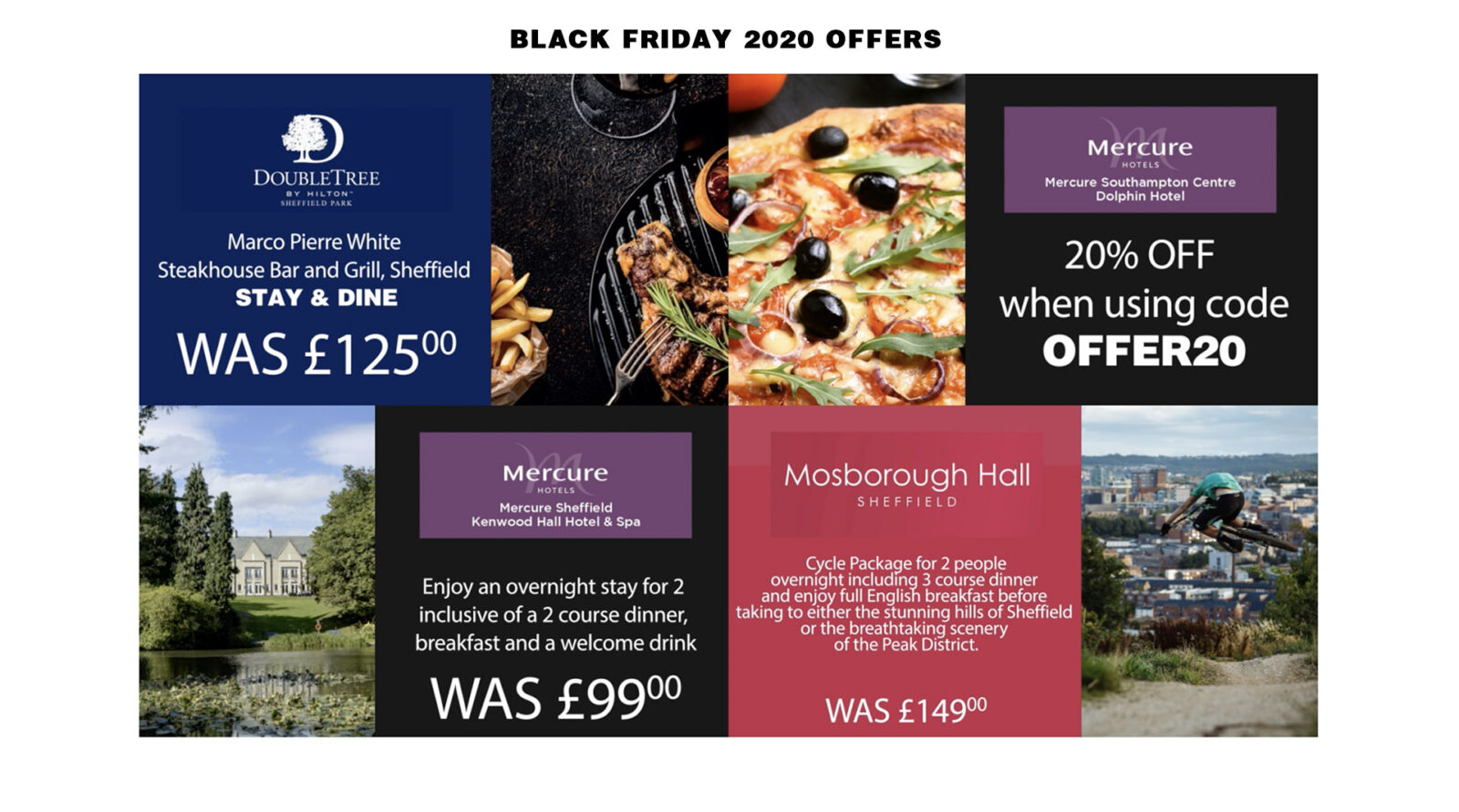 Vine hotels Black Friday copy
