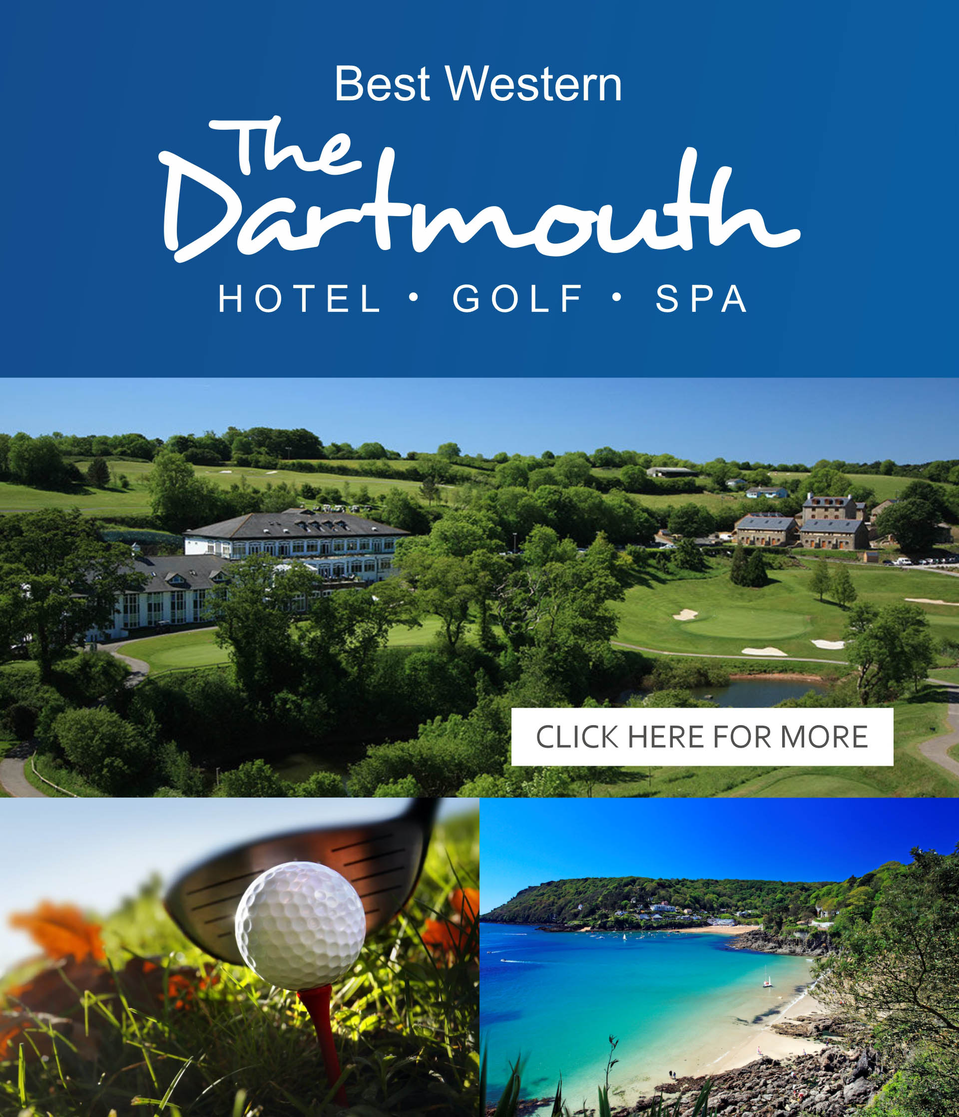the Dartmouth Hotel, Golf & Spa Meeting offer
