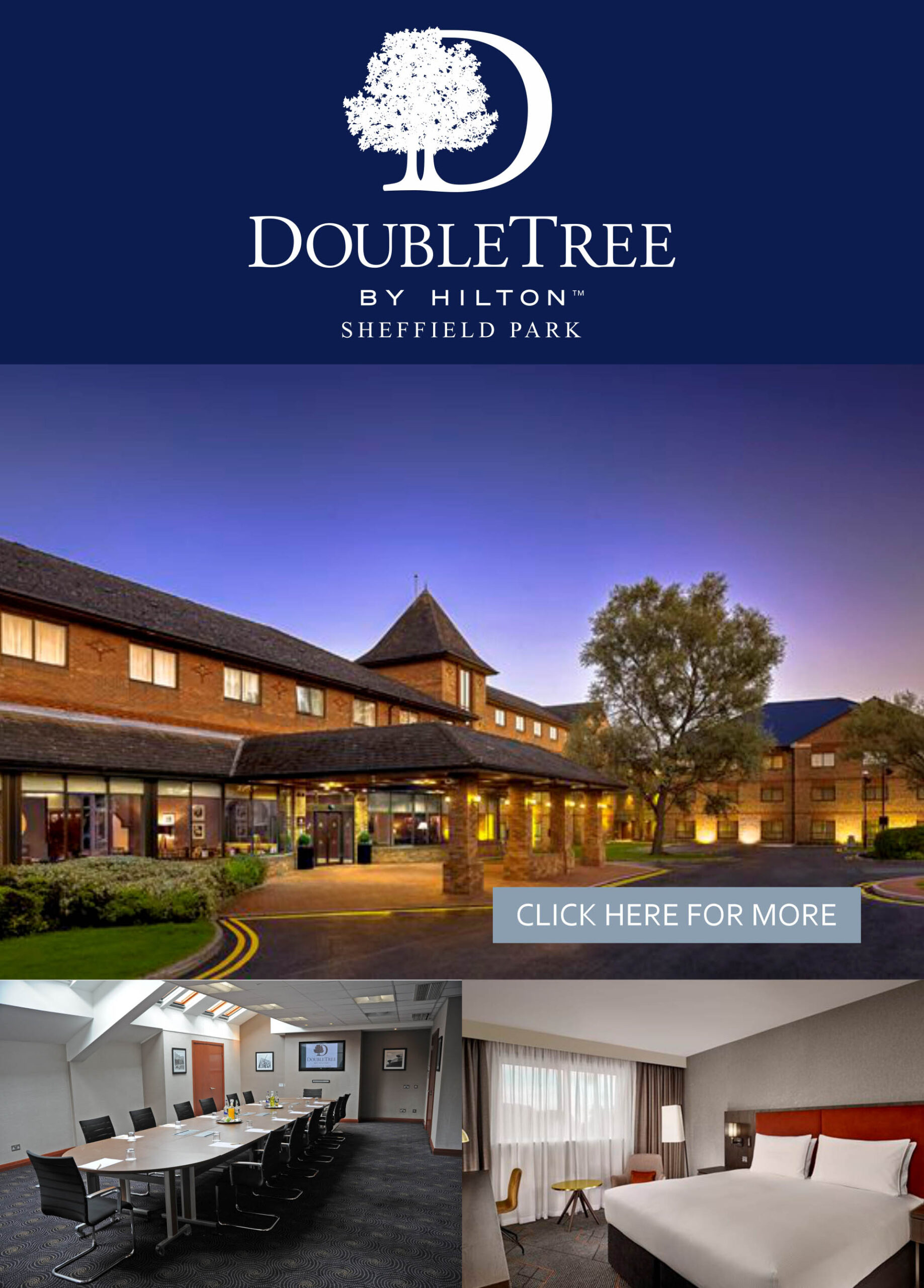 DoubleTree by Hilton Sheffield Park Hotel meeting image