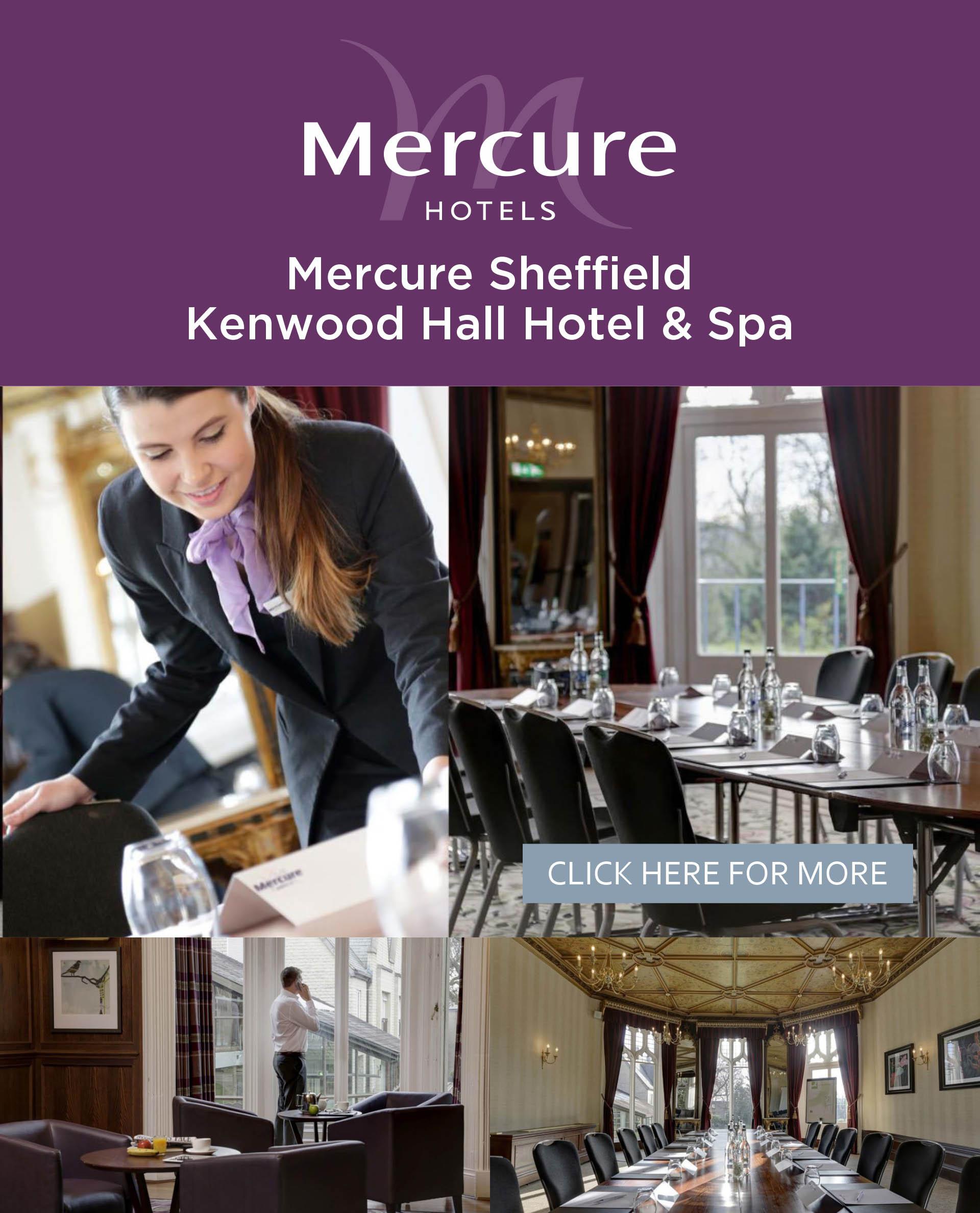 Kenwood Hall Hotel & Spa meeting image
