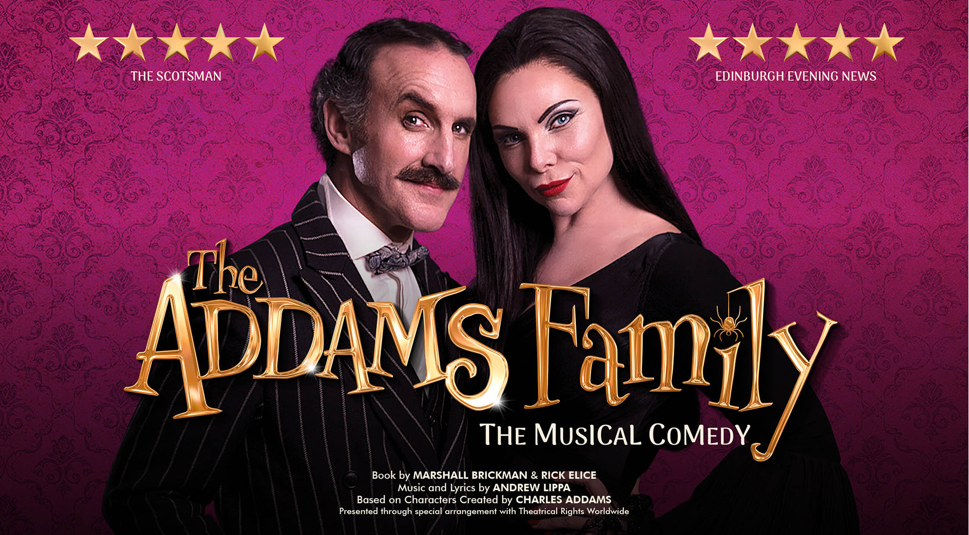 The Addams Family Cutlers Competition
